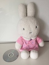 Big Miffy bunny in Ramstein, Germany