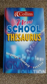 Thesaurus in Lakenheath, UK