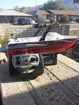 RC Boat in Alamogordo, New Mexico