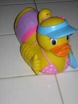 Duck bathtub spout cover in Spring, Texas