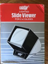 Coaster Lighted Slide Viewer for 2 x 2 Slides in Batavia, Illinois