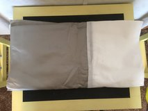 New Never Used Queen Bed Skirt/Silver in Sandwich, Illinois