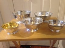 Silver Plated Bowls in Fort Knox, Kentucky