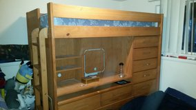 All In One Loft Bed With Trundle in Colorado Springs, Colorado
