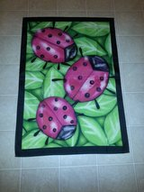 Lady Bug Decorative Flag in Camp Lejeune, North Carolina