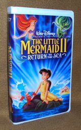 VHS - Little Mermaid II in Alamogordo, New Mexico