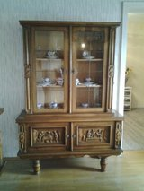 China Cabinet (1950s/60s) in Baumholder, GE