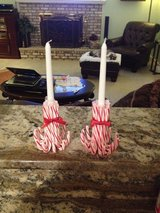 Christmas Candle Holders in Camp Lejeune, North Carolina