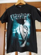 Bullet for my Valentine T-Shirt size Small vgc in Lakenheath, UK