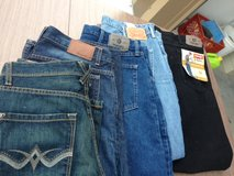 jeans in Fort Leavenworth, Kansas