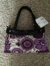 Thirty One Purse-Suite Skirt Plum Awesome-New in Naperville, Illinois
