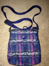 COACH TARTAN CROSSBODY in Yorkville, Illinois
