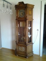 German Grandfather Clock in Ramstein, Germany