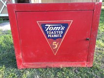 old toms cabinet in Moody AFB, Georgia