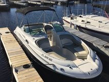 2005 Sea Ray Sundeck 240 in Tyndall AFB, Florida