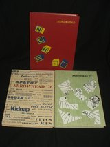 Naperville Central High School Arrowhead Year Books in Bolingbrook, Illinois