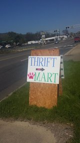 B&E Unlimited Thrift Mart in Little Rock, Arkansas