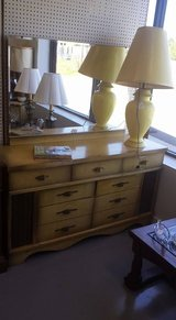 Dresser with Mirror in Little Rock, Arkansas