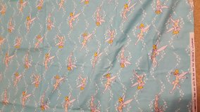Tinkerbell fabric flannel disney in New Lenox, Illinois