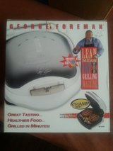 New George Foreman Grill in Nellis AFB, Nevada