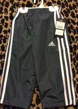 NWT ADIDAS track pants 2T in Macon, Georgia