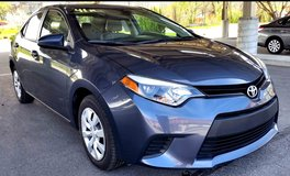 2014 Toyota Corolla LE - CAMERA Bluetooth Touchscreen Fctry Wrnty 41k in Fort Leavenworth, Kansas