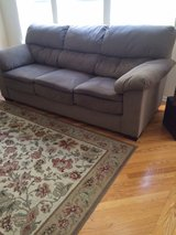 Couch and matching recliner - EXCELLENT CONDITION in Naperville, Illinois