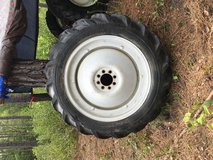 11.2-28, Ford 8N, rear tractor tires in Beaufort, South Carolina