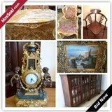 West Hills Downsizing Online Auction - Graystone Drive in Los Angeles, California