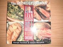 Foreman Grilling Cook Book $5 in Ramstein, Germany