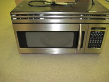 Over the Oven Microwave in Camp Lejeune, North Carolina