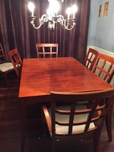 Cherry Dining Room Set in Joliet, Illinois