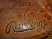 Rawlings  Johnny Bench Vintage Catcher's Mitt in DeKalb, Illinois