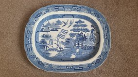 Large Plate. Iron Stone China in Lakenheath, UK