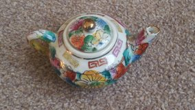 Teapot in Lakenheath, UK