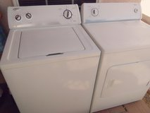 WASHER AND DRYER SET in Fort Bliss, Texas