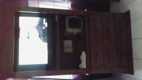 Dresser tv stand in Fort Bliss, Texas