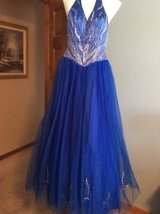 Beautiful Royal Blue Prom dress in Naperville, Illinois
