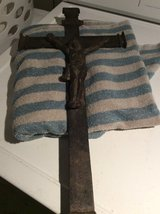 Crucifix, heavy, Antique in Ramstein, Germany