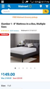 Move out sale.Full size mattress. Like new in Philadelphia, Pennsylvania