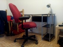 Move out sale.Study Chair and Study Desk. Like new in Philadelphia, Pennsylvania