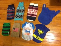 Dog sweaters Size S/M in Camp Lejeune, North Carolina