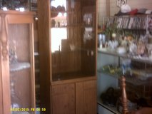 Book Case/ Enclosed Cabinet in San Ysidro, California