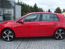 2016 GTI RED HOT AND READY TO GO in Spangdahlem, Germany