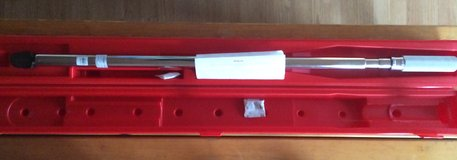 Snap-on Torque Wrench 100-600 ft lb in Ansbach, Germany