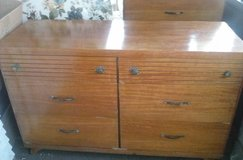 $700/OBO TWO ANTIQUE DRESSERS (CHEST OF DRAWERS & DRESSER in Minneapolis, Minnesota