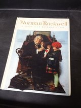 Norman Rockwell A Sixty Year Retrospective Book in St. Charles, Illinois