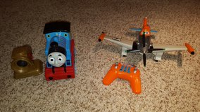 Follow me Thomas and Dusty plane. in Lockport, Illinois