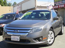 2011 Ford Fusion SE 2.5L 4-CYL // Like New // Clean Title in Miramar, California