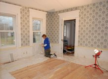Wallpaper Removal in Warner Robins, Georgia